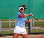2011 Girls Winner Nao Hibino (Japan)
